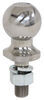 A-82 - Stainless Steel Curt Trailer Hitch Ball