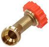 Valterra 45-Degree Hose Saver - Brass Hose Saver A01-0019VP
