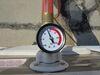 Valterra Water Pressure Gauge - Brass A01-0110VP