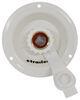 A01-0177LFVP - White Valterra RV Water Inlets