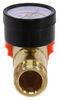A01-1124VP - Gauge,Screened Washer Valterra Water Pressure Gauge,Water Pressure Regulator