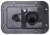 Valterra Plastic RV Water Inlets - A01-2001BKVP