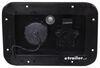 Valterra 7-1/2 Inch Diameter RV Water Inlets - A01-2001BKVP