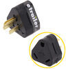 Valterra Electrical Adapter - 30 Amp to 15 Amp 30 Amp Female Plug A10-0014VP