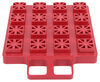 stackers rv leveling blocks stackable 4 for trailers and rvs - 1-3/8 inch x 8-1/8 qty