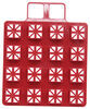 A10-0916 - Red Stackers Stackable Blocks