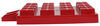 Leveling Blocks A10-0918 - Red - Stackers