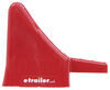 stackers wheel chocks chock single for leveling blocks - polyethylene qty 1