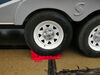 0  wheel chocks stackers chock trailer rv for leveling blocks - polyethylene qty 1