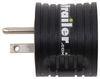 A10-1530ARDVP - 15 Amp Male Plug Mighty Cord Adapter Plug