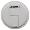 "Valterra Electrical Cable Hatch for RVs - 5"" Diameter - White 3 Inch Diameter,3-1/2 Inch Diameter A10-2130VP"