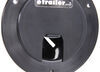 valterra rv exterior cable hatches electrical hatch for rvs - 5-3/16 inch diameter black