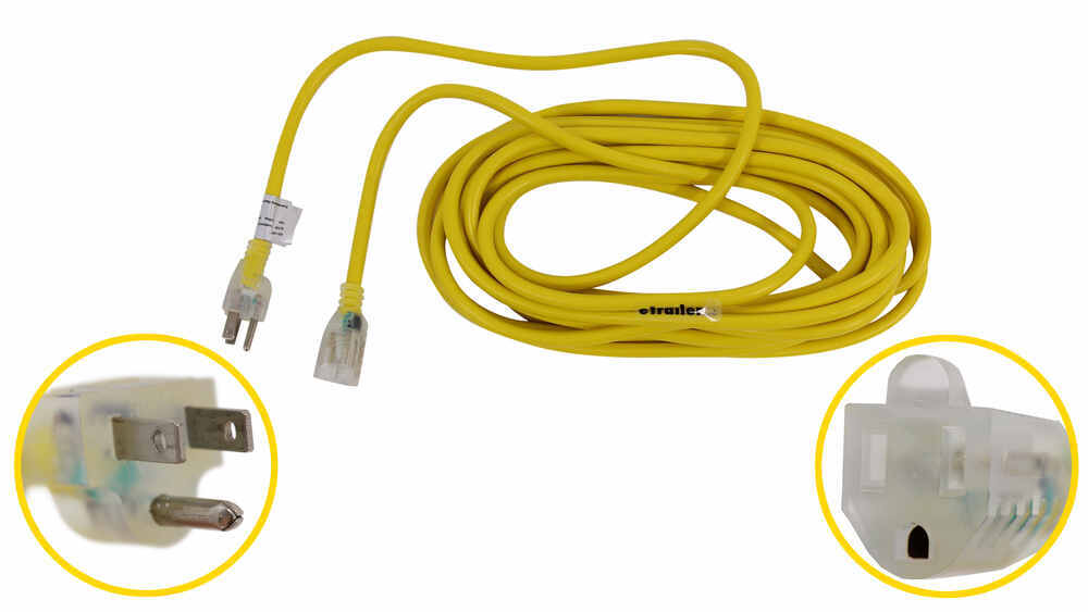 Mighty Cord Extension Cord - A10-2514E