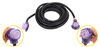 A10-3025EHLED - 30 Amp Female Plug Mighty Cord RV Power Cord