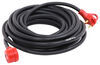 mighty cord rv power extension 30 amp to 50' w/ handle - 120v