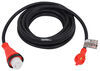 Mighty Cord RV Power Cord Adapter - 50 Amp Twist Lock Female to 30 Amp Male - 25' 50 Amp Female Plug A10-3050EHD
