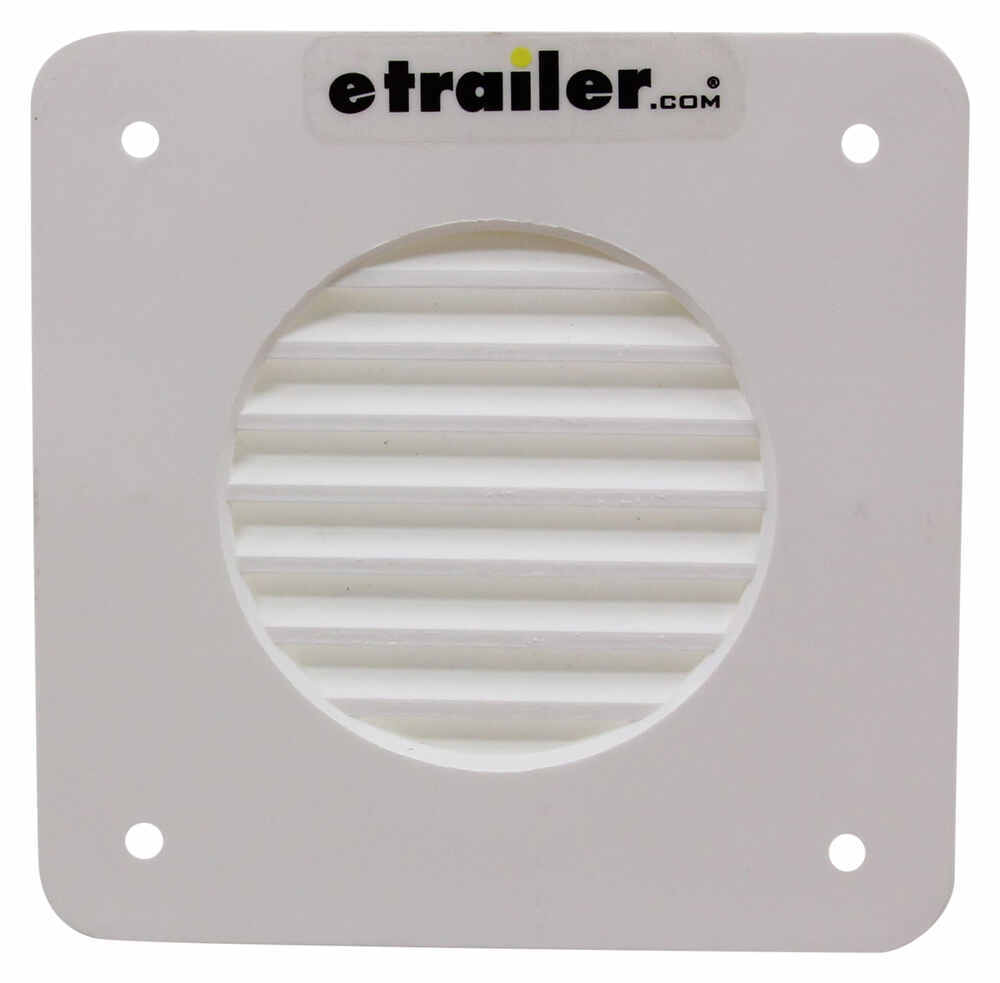 A10-3300 - 4-1/4W x 4-1/4L Inch Valterra RV Vents and Fans