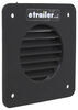 RV Vents and Fans A10-3300BK - 4-1/4W x 4-1/4L Inch - Valterra