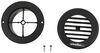 Valterra Black RV Vents and Fans - A10-3348VP