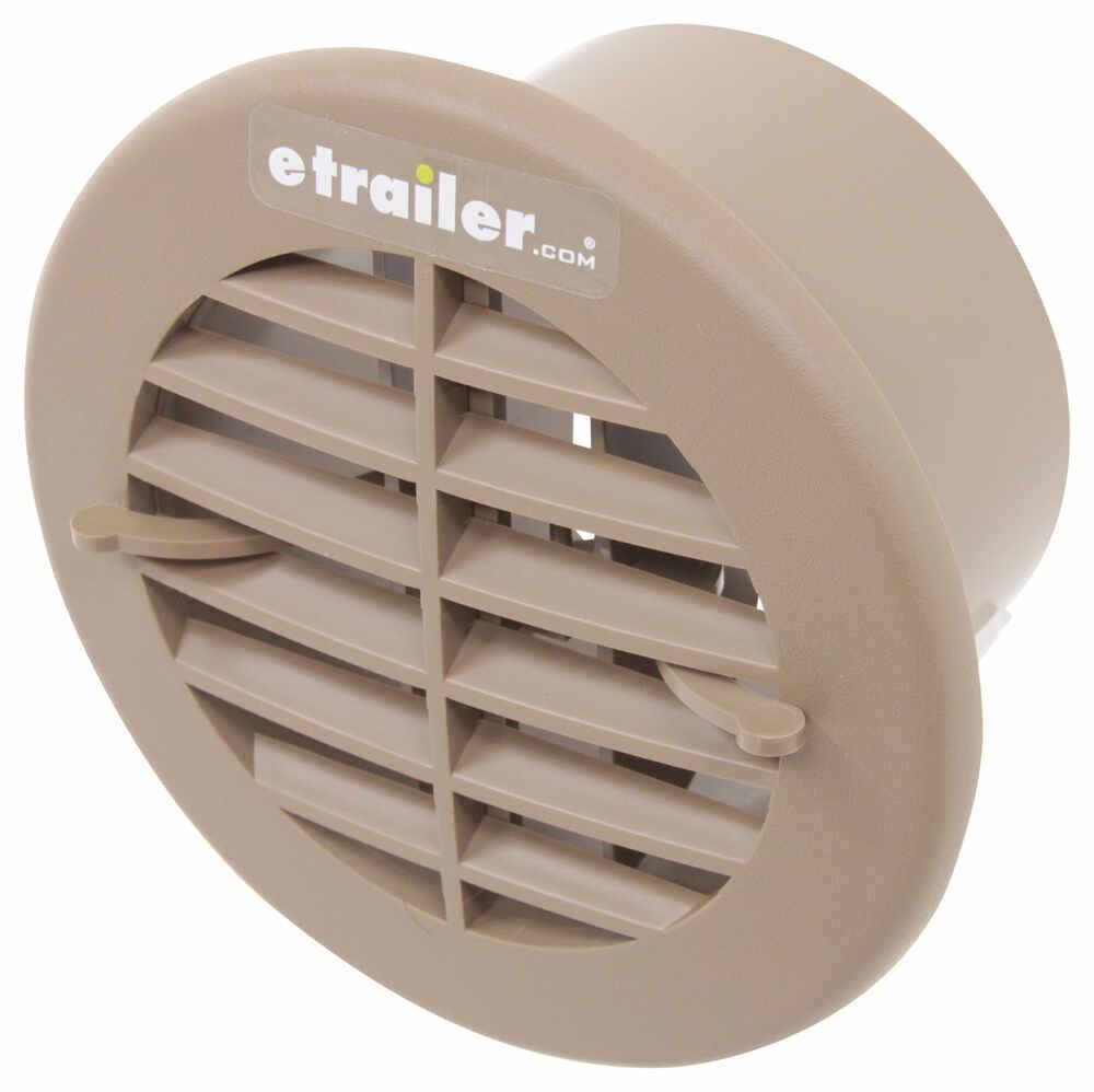 Valterra 4 Inch Diameter RV Vents and Fans - A10-3351VP