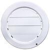 """Valterra RV Vent Ceiling Register - Rotating - 6-7/8"""" Diameter - White White A10-3359VP"""