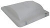 Replacement Lid for Jensen, Ventline, Elixir, and Ventadome RV Roof Vents - White Replacement Lid A10-3375