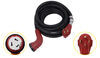 RV Power Cord A10-5025ED90 - 25 Feet Long - Mighty Cord