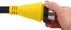 Mighty Cord Detachable RV Power Cord - 50 Amps - 36' RV Inlet to Power Hookup A10-5036EDBK