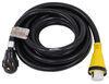 Mighty Cord 50 Amp Male Plug RV Power Cord - A10-5025EDBK