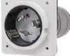 Mighty Cord 50 Amp Twist Lock Male Plug RV Power Inlets - A10-50INVP