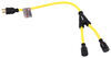 A10-G3020Y - 30 Amp Male Plug Mighty Cord Y-Adapter