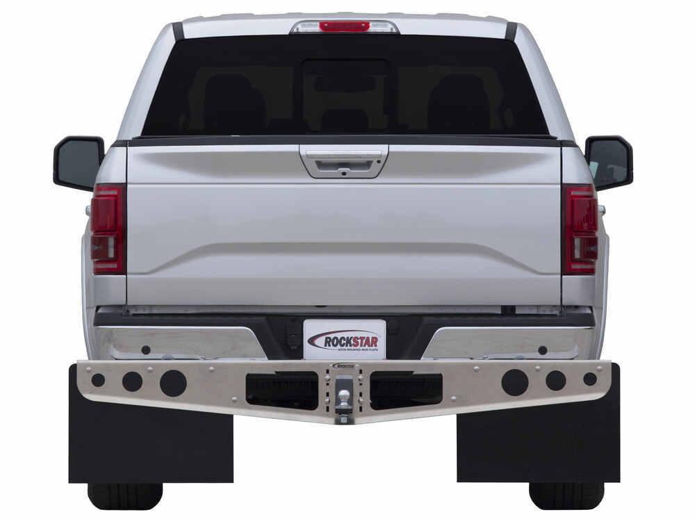 A1010081 - Rear Pair Access Mud Flaps