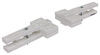Valterra Awning Saver Clamps for RV Awnings - Qty 2 - White White A10253