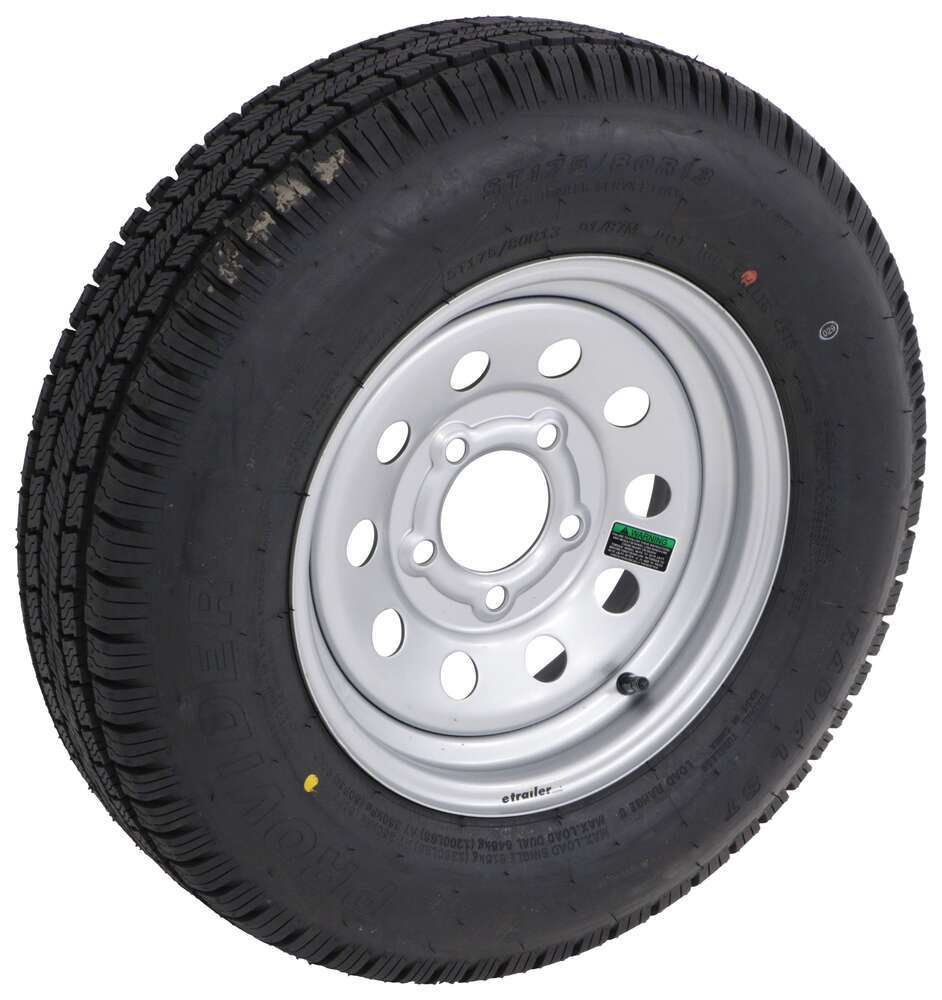 Taskmaster Trailer Tires and Wheels - A13RSMQ
