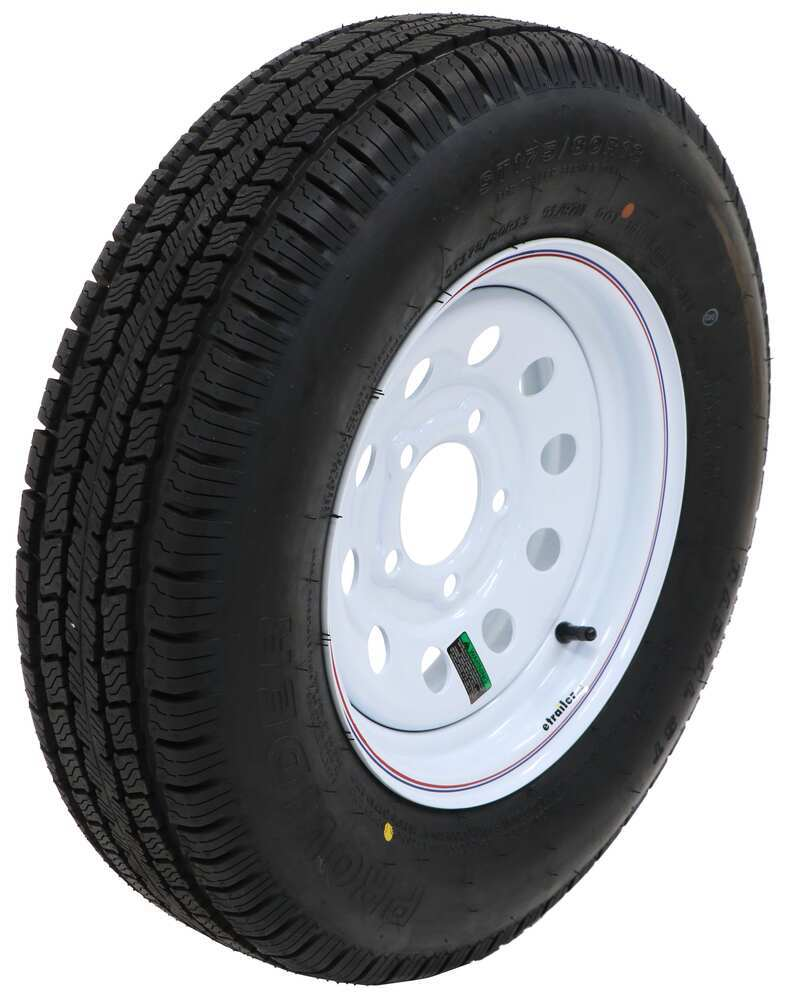 Taskmaster Trailer Tires and Wheels - A13RWMQ