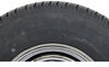 taskmaster trailer tires and wheels tire with wheel 8 on 6-1/2 inch provider st235/80r16 radial w/ 16 steel mod - lr e black pvd finish