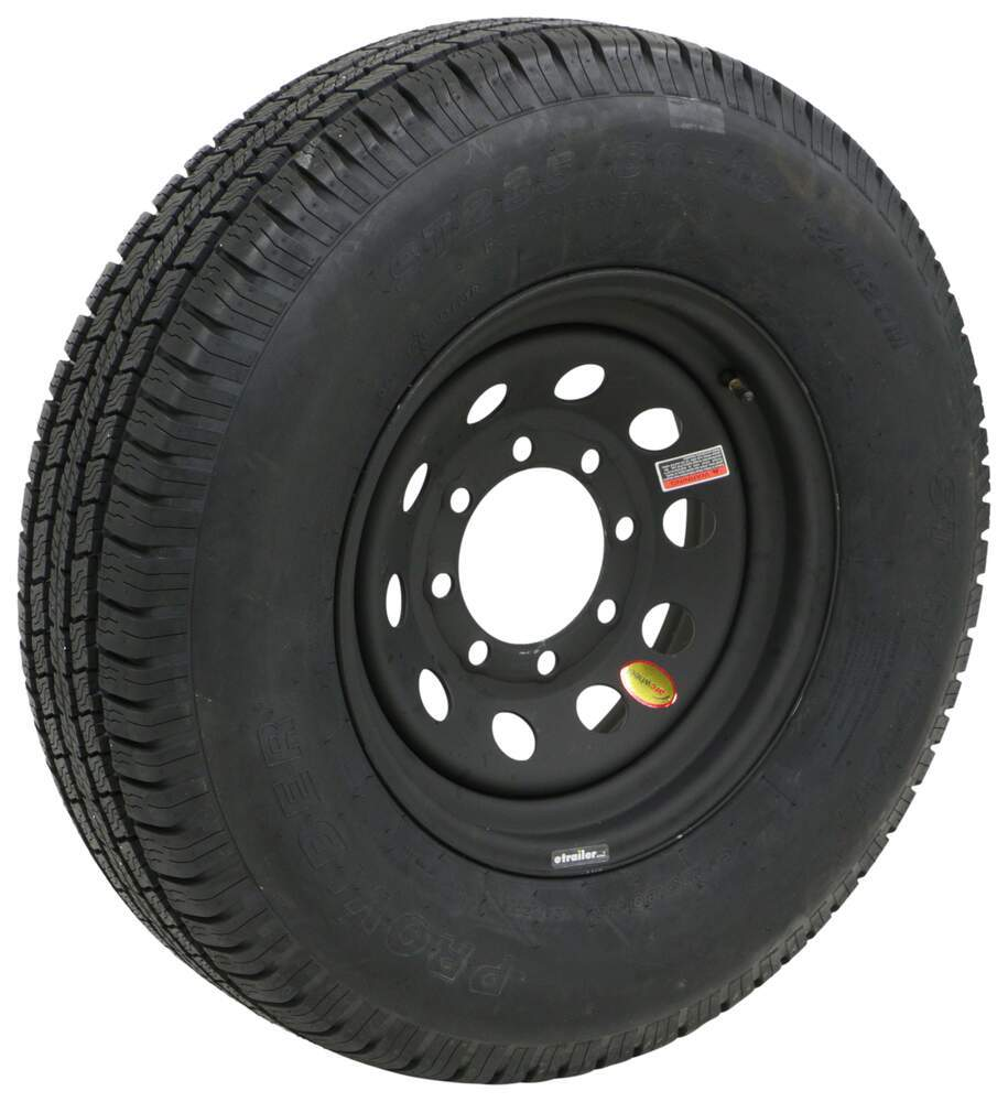 Taskmaster 8 on 6-1/2 Inch Trailer Tires and Wheels - A16RTK8DMM