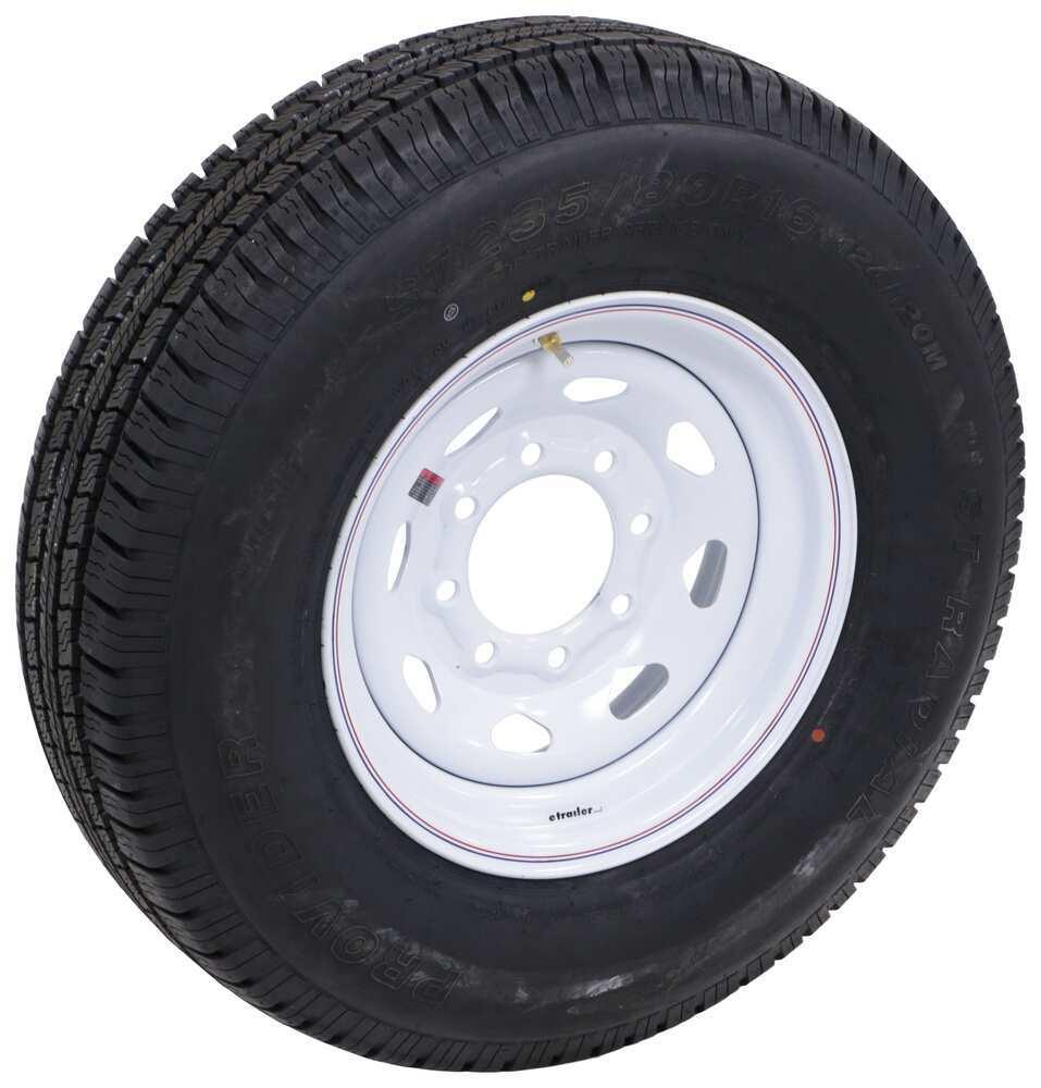 A16RTK8WSQ - 235/80-16 Taskmaster Trailer Tires and Wheels