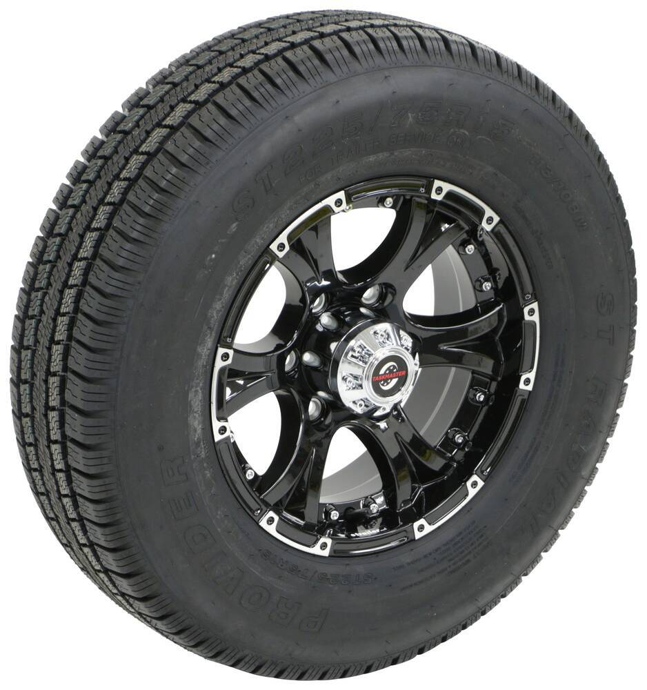 Taskmaster 6 on 5-1/2 Inch Trailer Tires and Wheels - A225R6BML