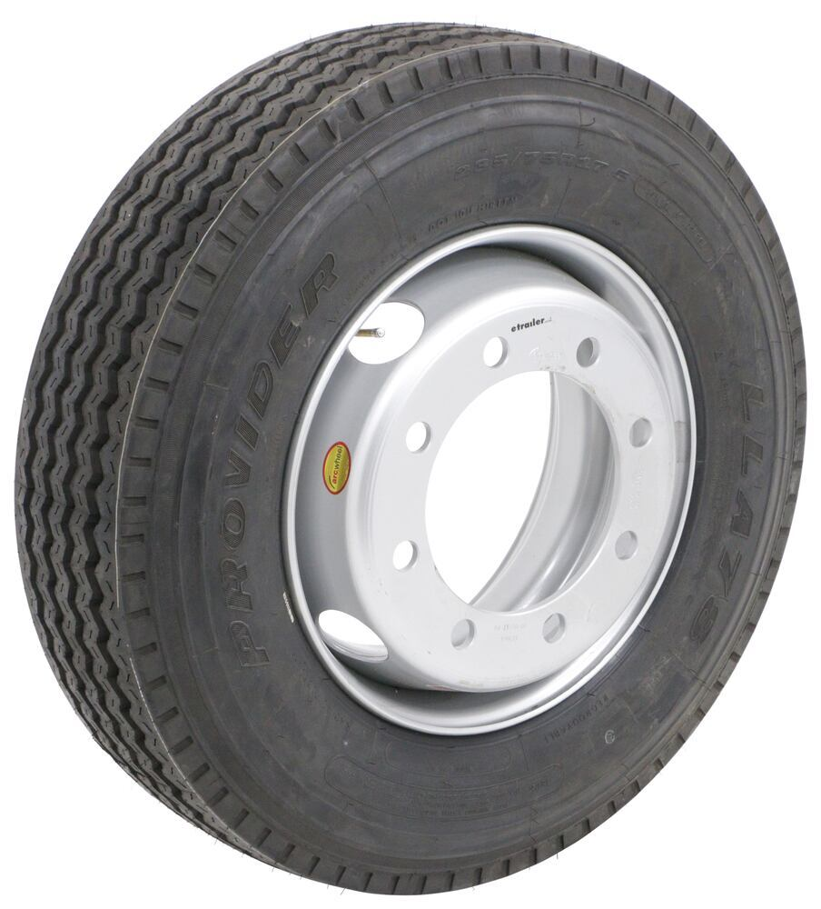 Taskmaster Tire with Wheel - A235J-17564