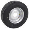 Trailer Tires and Wheels A235J-8H19 - 8 on 6-1/2 Inch - Taskmaster