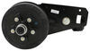 Timbren Axle-Less Trailer Suspension System w Electric Brake Hubs - Straight Spindle - 3,500 lbs 3500 lbs A35RS545E