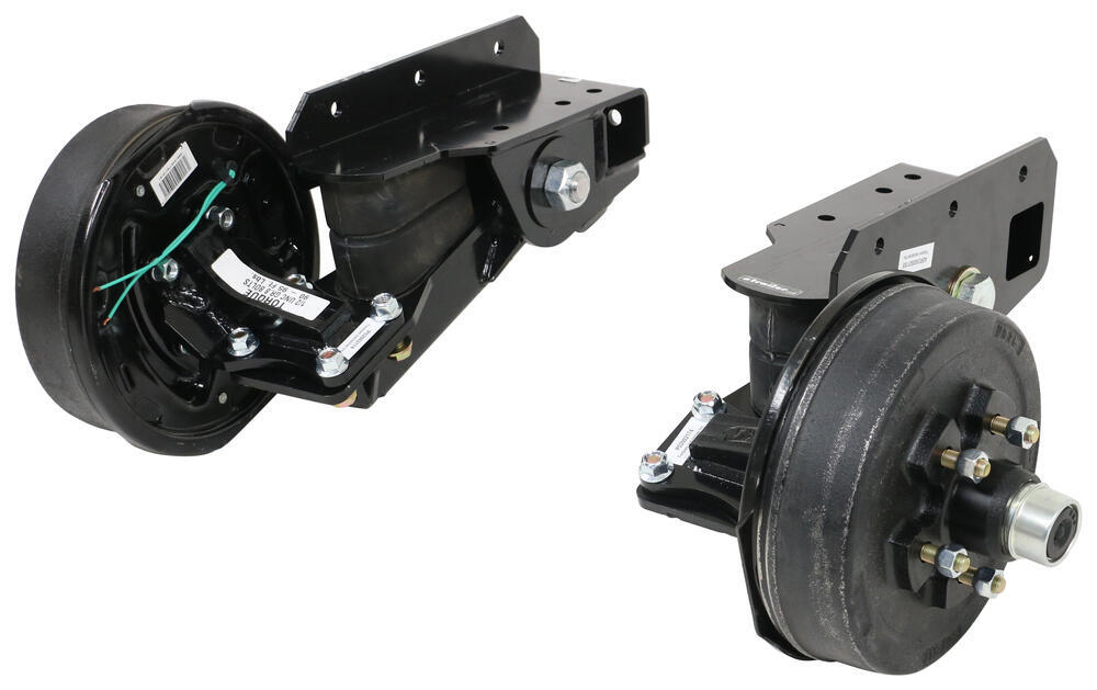 Timbren Trailer Leaf Spring Suspension - A35RS545E
