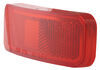 optronics accessories and parts trailer lights replacement red lens for mc44 series ba44