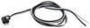 """2-Wire Pigtail for Optronics Trailer Lights - 2-Prong PL-10 Plug - 36"""" Lead Wiring A46P36B"""