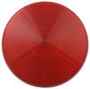 optronics accessories and parts  round replacement tail light lens for st51rb st52rb - red