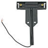 optronics accessories and parts trailer lights mounting brackets black molded fender bracket for mc65arb mcl65arb clearance