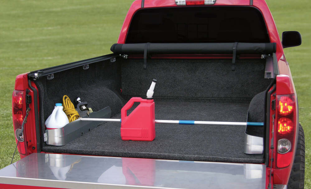 A70025 - Storage Pocket,Retriever Hook Access Truck Bed Accessories