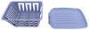 Valterra Mini Dish Drainer Set - Blue Blue A77002