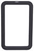 Valterra Replacement Window Frame for RV Entry Doors - Exterior - Black Black A77008
